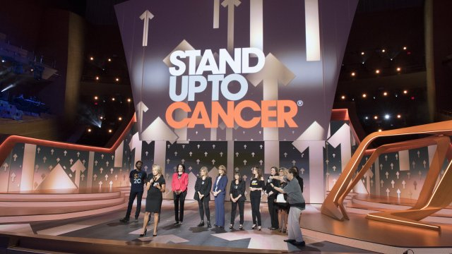Stand up to Cancer receives Emmy Nomination