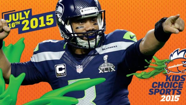 Russell Wilson to Host Kids Choice Sports
