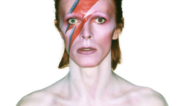 David Bowie is Happening Now