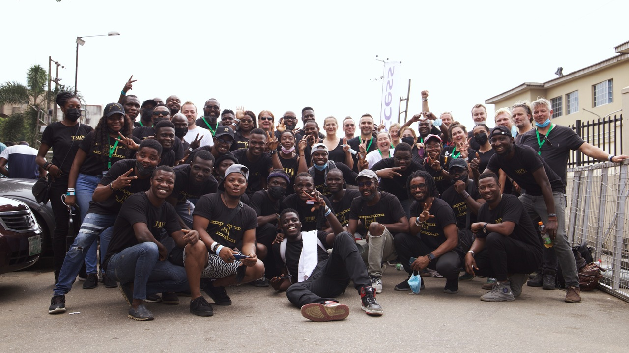 It's All Love In Lagos Right Now!