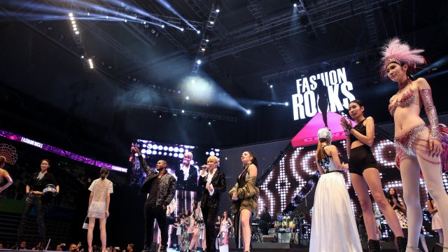 Fashion Rocks China