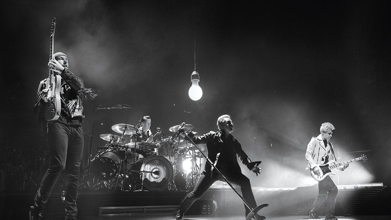 U2 iNNOCENCE + eXPERIENCE LIVE IN PARIS CONCERT SPECIAL