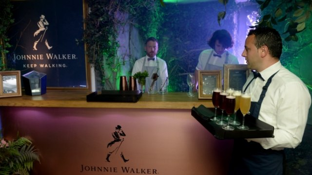 Johnnie Walker Symphony In Blue