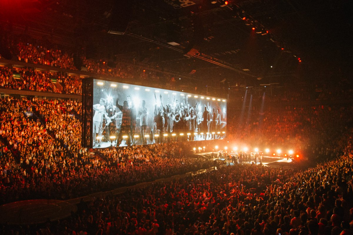 U2 Innocence Experience Live In Paris Concert Special