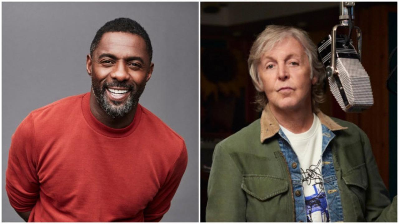 Idris Elba To Interview Paul McCartney on BBC One This December
