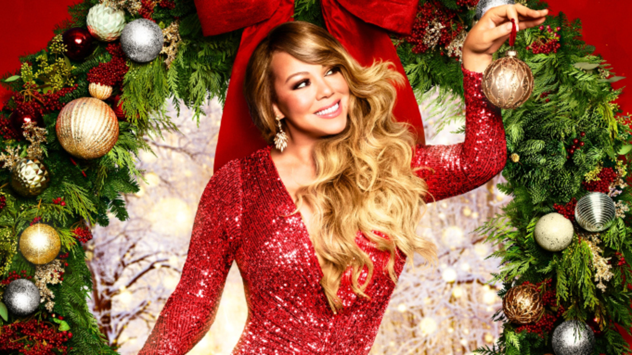 Mariah Carey Announces Magical Christmas Special on AppleTV+ Starring Ariana Grande and More