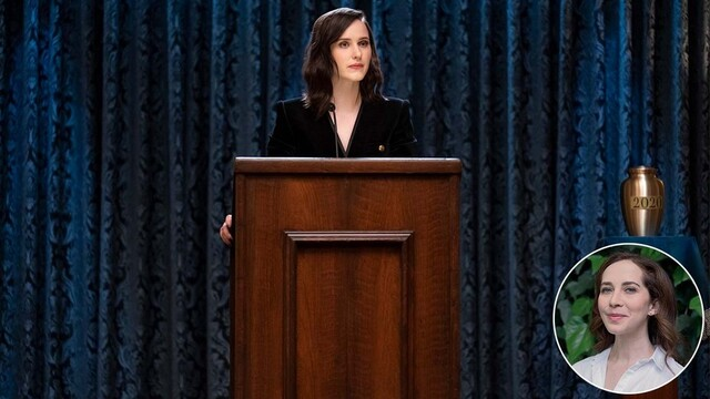 Rachel Brosnahan and Bess Kalb Dish Details To THR on Yearly Departed
