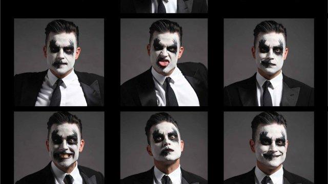 Robbie Williams Live in Bucharest