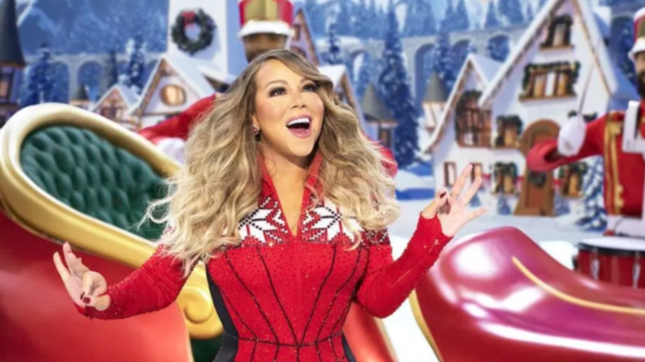 Mariah Carey's Magical Christmas Tops Apple TV+ Charts in More Than 100 Countries