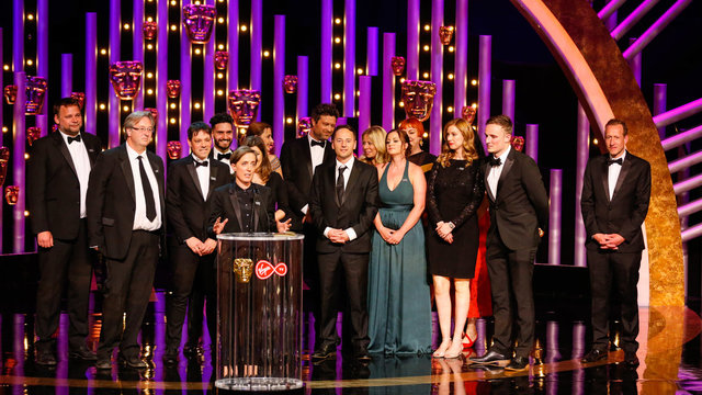 Virgin TV British Academy Television Awards