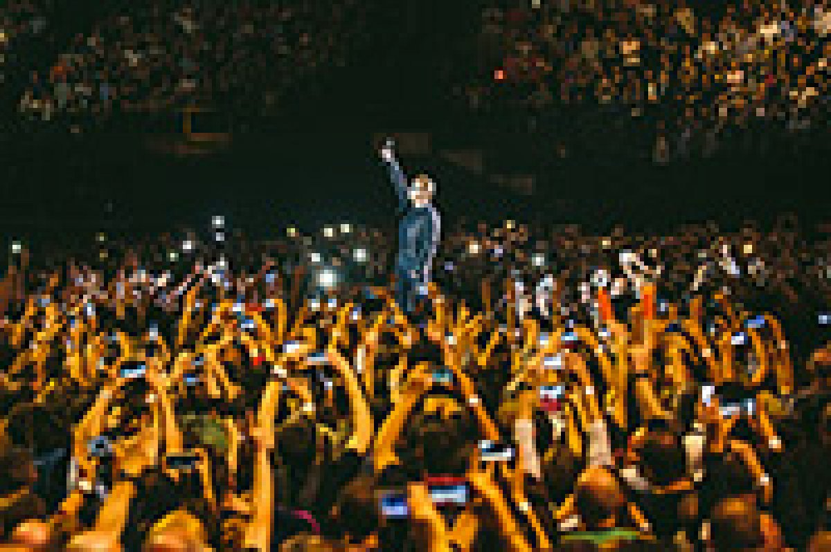 U2 – iNNOCENCE + eXPERIENCE - on Blu-ray, DVD and digital
