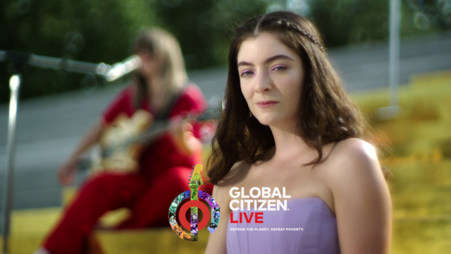 Global Citizen Live: Defend the Planet. Defeat Poverty.