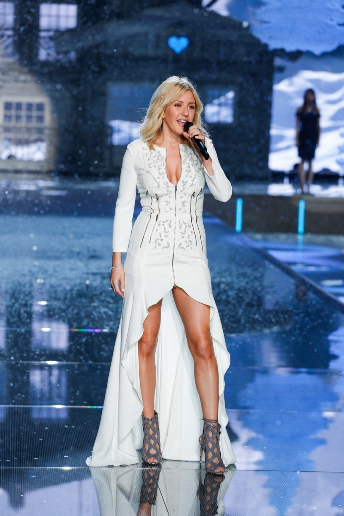 963a9c7b76 The Victoria s Secret Fashion Show NEW YORK 2015 - Work - Done+Dusted