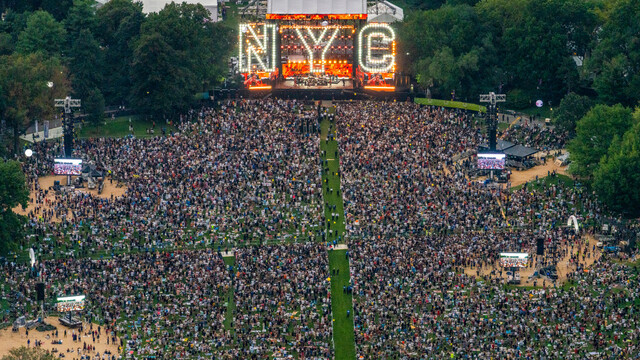 We Love NYC: The Homecoming Concert
