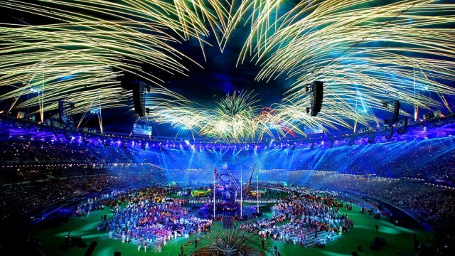 The London Paralympic Opening & Closing Ceremonies