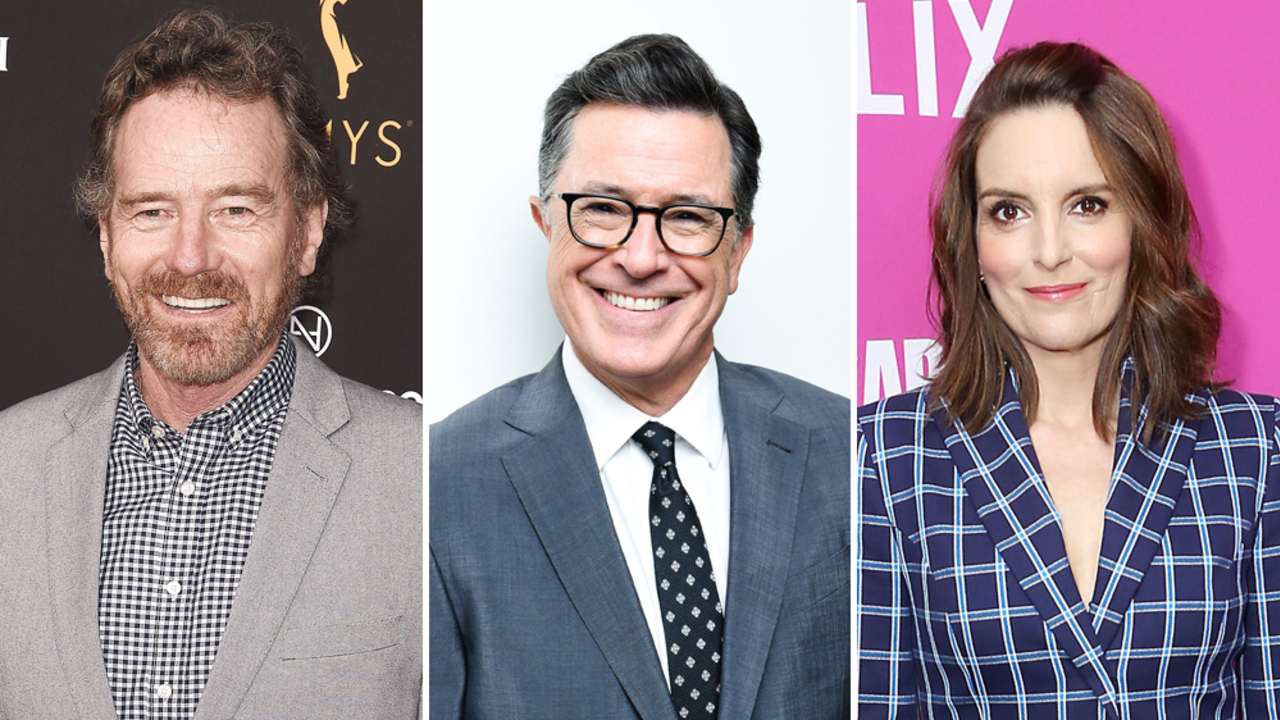 Stephen Colbert, Tina Fey Among Star-Studded Lineup Honoring Julia Louis-Dreyfus With Twain Prize