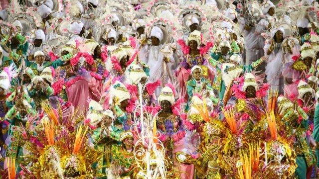 Red Bull TV / Rio Carnival 2016