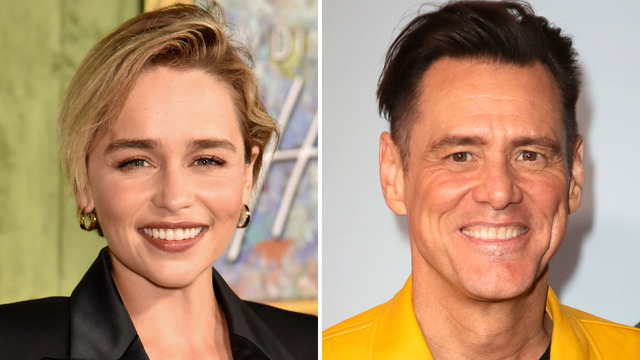 Jim Carrey, Emilia Clarke Amongst Those Honored At 2018 British Academy Britannia Awards
