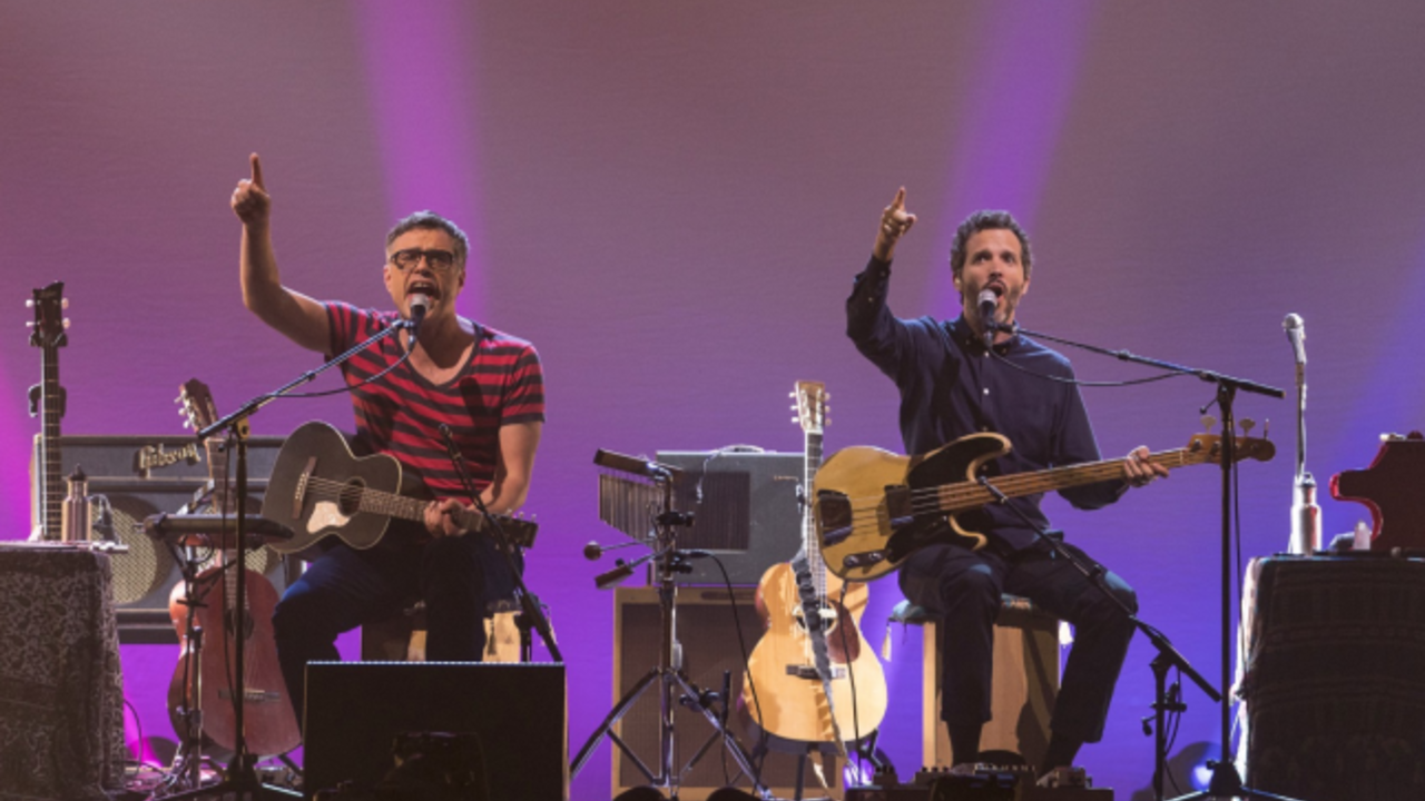 Flight Of The Conchords Live In London On HBO