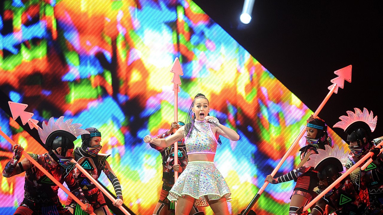 Katy Perry's Prismatic World Tour is Now on Netflix