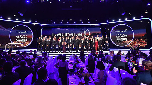 Laureus World Sports Awards 2019 Set for February 18, 2019