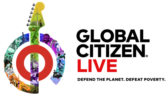 Global Citizen Live 24-hour Global Broadcast