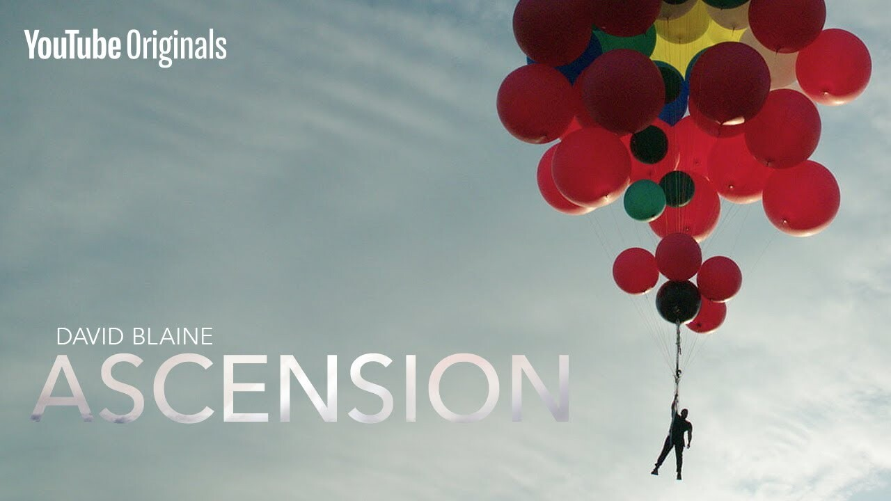 We have been nominated for an Emmy! #DavidBlaineAscension