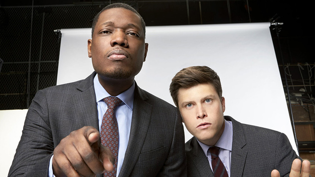 Michael Che and Colin Jost to Host The 70th Primetime Emmy Awards