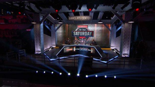 NBA All Star - Saturday Night