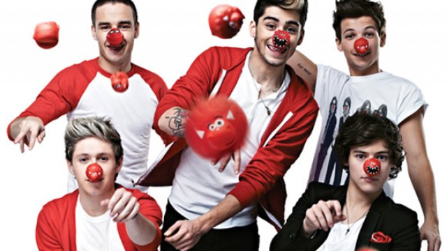 Red Nose, Comic Relief comes to the USA