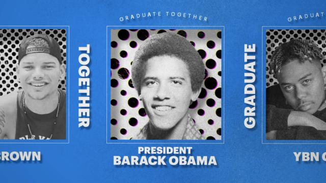 Just Announced: #GraduateTogether