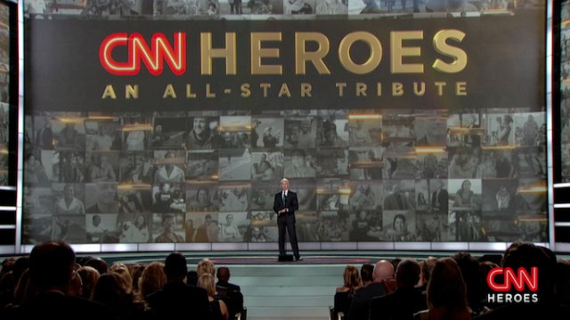CNN Heroes An All-Star Tribute