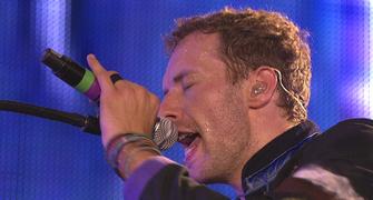 Coldplay - Barcelona