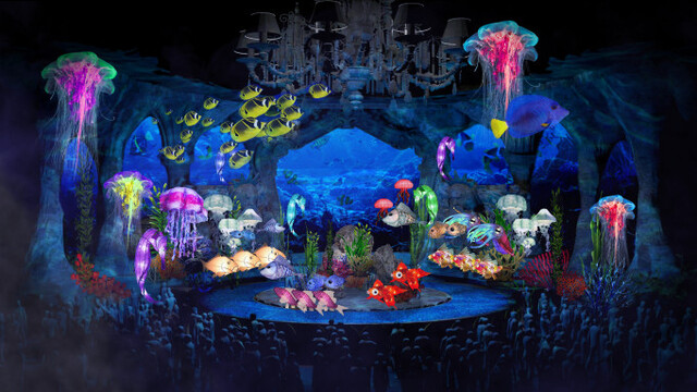 An Interview with Little Mermaid Live! Production Designer, Misty Buckley