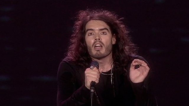 Russell Brand Scandalous