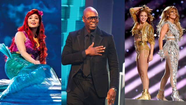D+D Picks Up Emmy Nominations for The Little Mermaid, Dave Chappelle: Mark Twain Prize