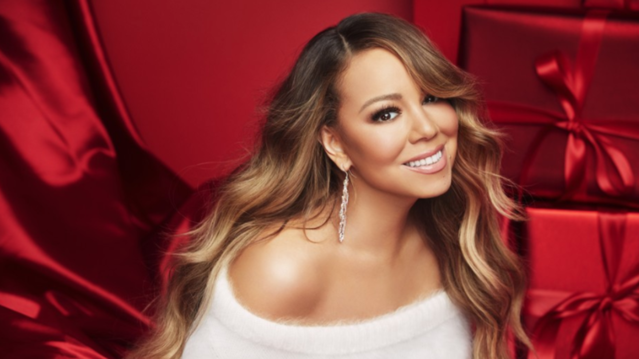 Get Ready for a Mariah Carey Christmas Special on Apple TV+!