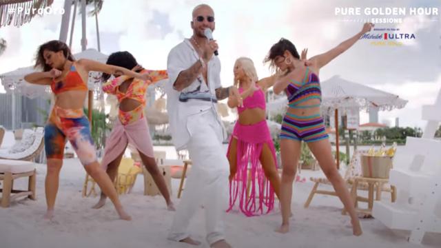 MALUMA Presents Papi Juancho LIVE - Michelob ULTRA Pure Golden Hour Sessions