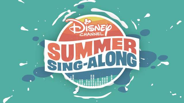 Disney Channel Summer Sing-Along Airs Friday, June 10!