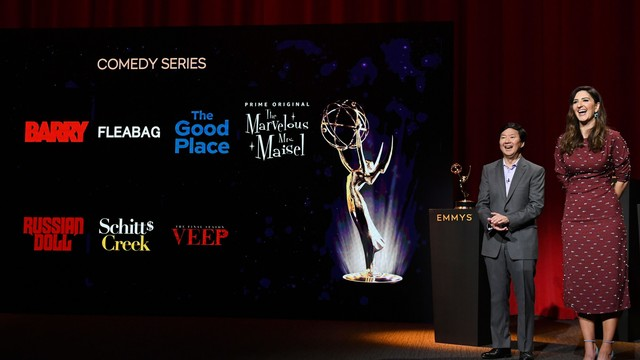 2019 Emmy Nominations Announced!