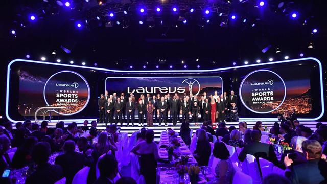 2020 Laureus World Sports Awards Celebrate 20th Year in Berlin