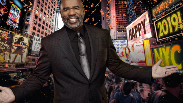 Fox's New Year's Eve with Steve Harvey: Performers, Co-Hosts and a World Record Attempt!